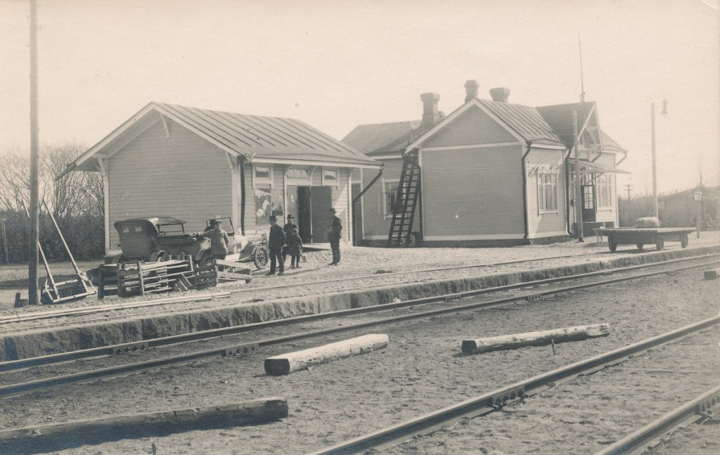 gammal station